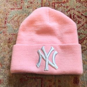Accessories - New York Yankees Winter Hat
